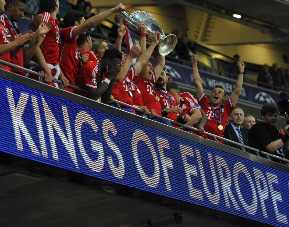 champions-league-kommentar: fc deutschland - fußball - faz, Hause ideen