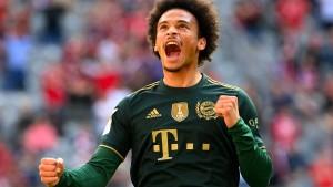 Der FC Bayern wie im Rausch