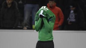 Mönchengladbach will in der Liga Frust abbauen