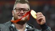 Gleich zweimal Gold gewonnen: Pawel Fajdek