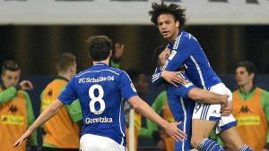 Schalke im Glück