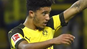 Warum Sancho für Dortmund so wichtig ist