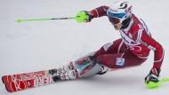 Neuer Spitzenläufer: Henrik Kristoffersen gewinnt in Adelboden