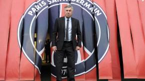 Der neue Coach Ancelotti muss sich an seine neue Umgebung noch gewöhnen
