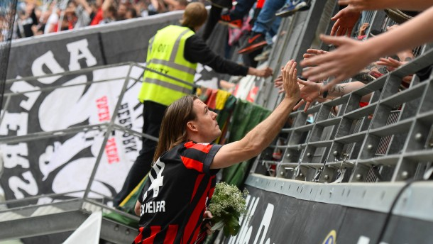 """""""Es gibt keinen Fußball-Gott - nicht mal Alex Meier"""""""