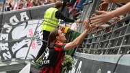Es gibt keinen Fußball-Gott - nicht mal Alex Meier