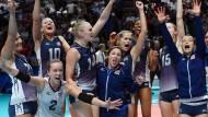 Amerikanerinnen zum ersten Mal Weltmeister