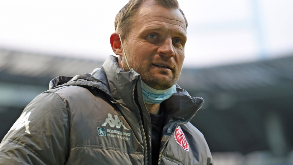 """Kein Zauberer: Bo Svensson macht """"nichts Besonderes"""", hat aber erstaunlichen Erfolg mit Mainz 05"""