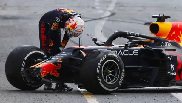 Die Formel 1 spielt Schwarzer Peter