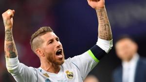 Ramos, der Zerstörer