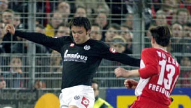 1:0 - SC Freiburg überholt Mainz 05