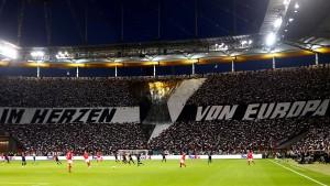 Eintracht startet neue Europareise gegen Nis oder Tallinn