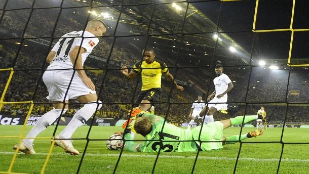 Frankfurt verliert beim Angstgegner
