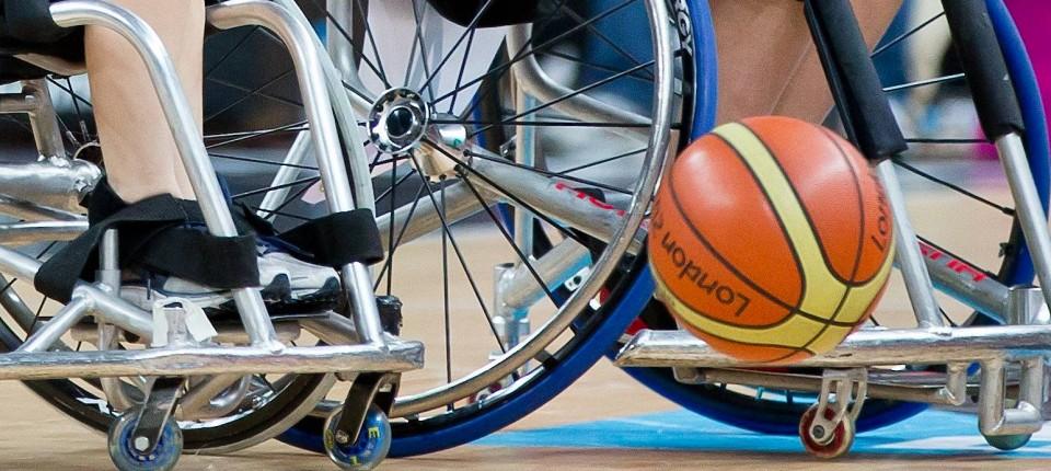 Körperloses Spiel Basketball