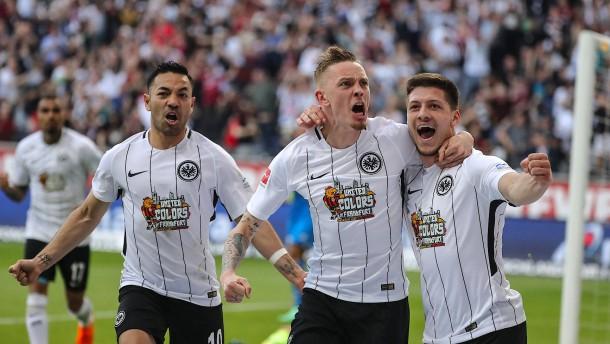 Warum Europa ein Risiko für Eintracht Frankfurt ist