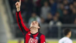 Schlusslicht Hertha BSC Berlin demütigt den Meister