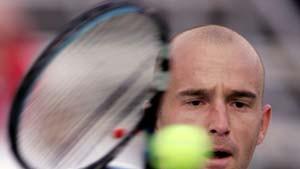 Kroatien schlägt amerikanische Tennisstars