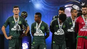 Chapecoense verpasst Supercup-Sieg in Medellín