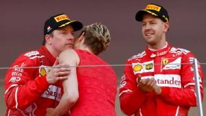 Kalter Krieg bei Ferrari