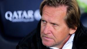 Bernd Schuster wird Trainer in China