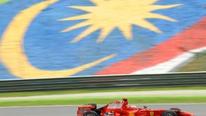 Sprit-Flop bei Ferrari - Wetter-Chaos droht