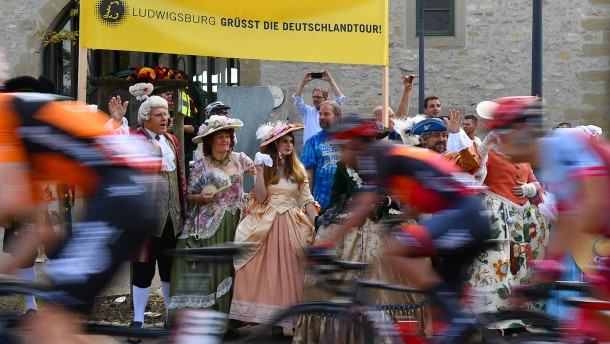 Gelungene Wiederbelebung der Deutschland-Tour