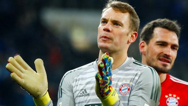 Neuer wird zum großen Rätsel der Bayern