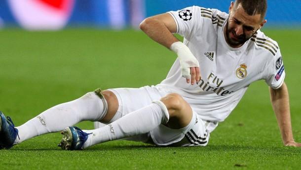 """""""Real Madrid schaut in den Abgrund"""""""