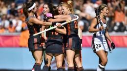 Deutsche Hockey-Damen verlieren EM-Finale