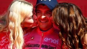 Die Lokomotive von Carchi gewinnt den Giro