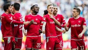 Kaiserslautern stemmt sich gegen den Abstieg