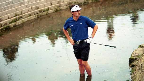 Der größte Einbruch der Golfgeschichte