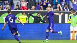 Erzgebirge Aue bleibt in der zweiten Bundesliga