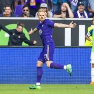 Drei Tore für Liga zwei: Sören Bertram hält Aue in der Klasse