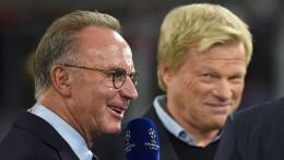Oliver Kahn wird Vorstand des FC Bayern