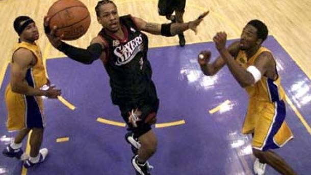 NBA-Finale: Philadelphia besiegt die Unbezwingbaren