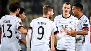 Deutschland für Fußball-WM 2022 qualifiziert