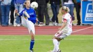 Pläne für eine Mainzer Fußballehe