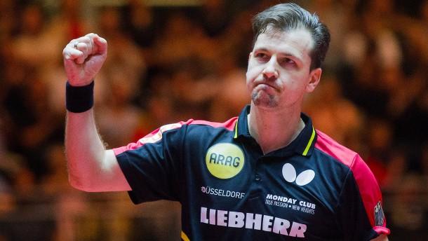 Ovtcharov schlägt Boll