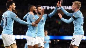 Manchester City deklassiert Chelsea