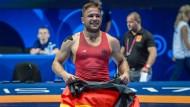 Pascal Eisele holt Bronze