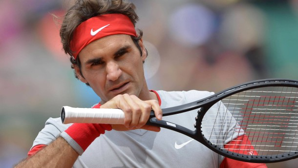 Federer scheitert im Achtelfinale