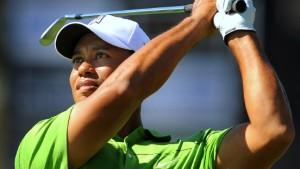 Tiger Woods und der phänomenale  Platz von Kingston Heath