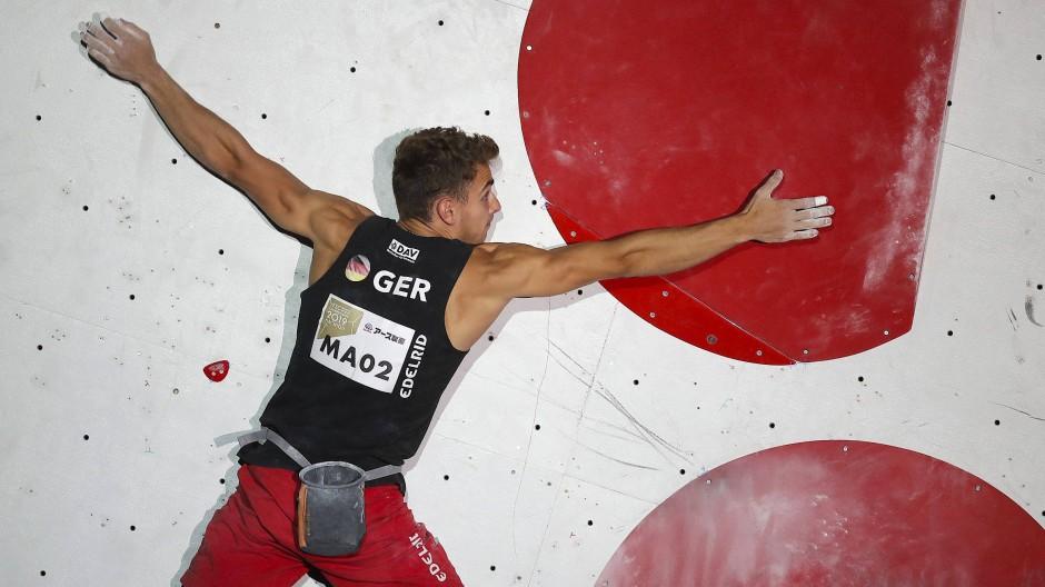 Schnell und erfolgreich: Yannik Flohé sichert sich WM-Bronze.