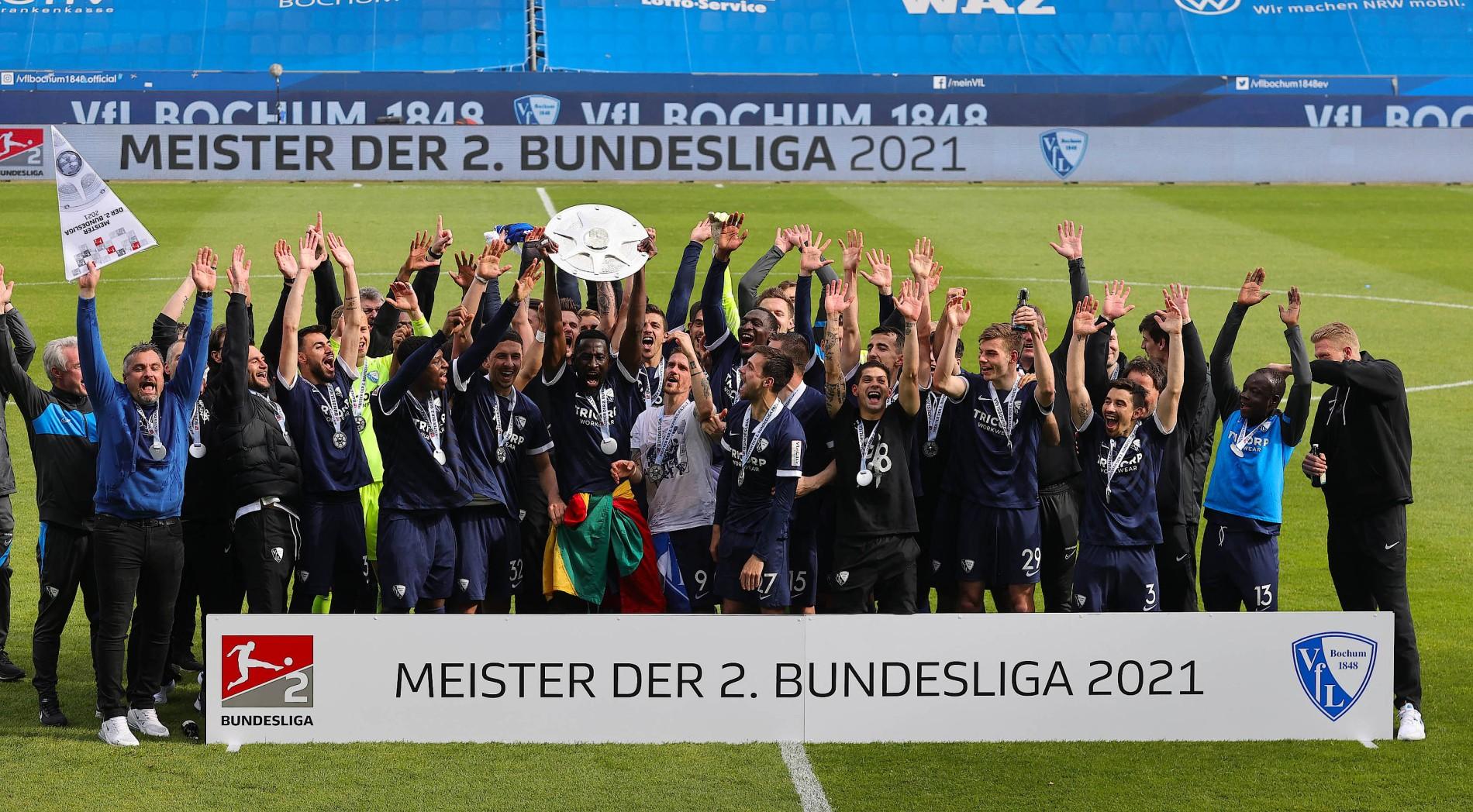 Bundesliga Aufstieg Was Den Vfl Bochum Besonders Macht