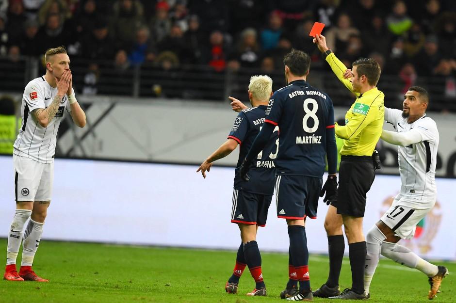 Frankfurt Gewinnt Gegen Bayern