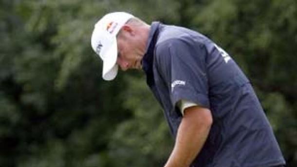 Versöhnlicher Abschluß eines verkorksten Golf-Jahres