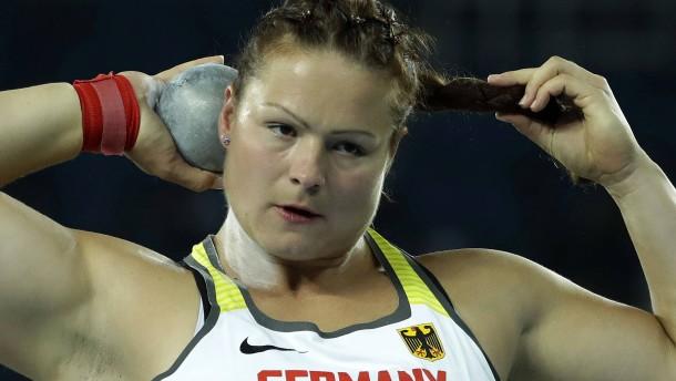 Deutschland wirft die Medaillen weg