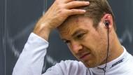 Die neuen Konstruktionsregeln sollen die Dominanz der Silberpfeile um Nico Rosberg brechen