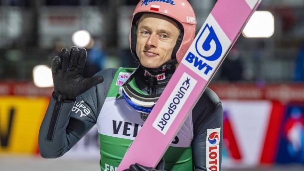 Polens Skispringer dürfen bei Tournee doch starten